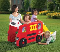 Little Tikes speelcomplex Fire truck-Afbeelding 3