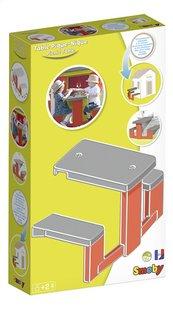Smoby uitbreiding voor speelhuisjes Neo Jura Lodge, My Neo House en Chef House - Picknicktafel-Linkerzijde