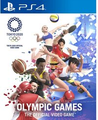 PS4 Tokyo 2020 Olympic Games The Offical Video Game FR/ANG
