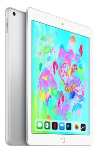 Apple iPad Wi-Fi 128 GB zilver-Artikeldetail