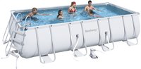Bestway piscine Steel Pro Frame L 5,49 x Lg 2,74 m