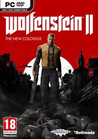 PC Wolfenstein II The New Colossus FR/ANG