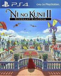 PS4 Ni No Kuni II Revenant Kingdom FR
