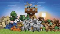 LEGO Minecraft 21135 De Crafting-box 2.0-Afbeelding 1