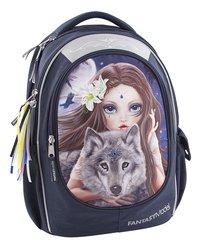 Sac à dos TOPModel Fantasy Model Girl & wolf