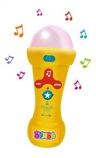 Bumba Mijn eerste microfoon-commercieel beeld