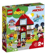 LEGO DUPLO 10889 La maison de vacances de Mickey-Arrière