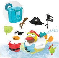 Yookidoo badspeelgoed Jet Duck Create a Pirate-Artikeldetail