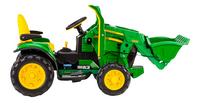 Peg-Pérego elektrische tractor John Deere Ground Loader-Rechterzijde