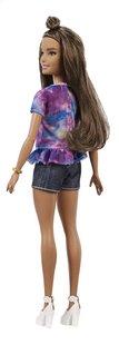 Barbie poupée mannequin  Fashionistas Petite 112 - Tie Dye Dreamer-Arrière