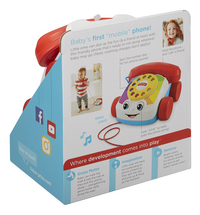 Fisher-Price Chatter Telephone-Arrière
