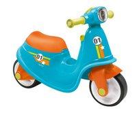 Smoby loopfiets Blue Scooter blauw-commercieel beeld