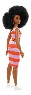 Barbie mannequinpop Fashionistas Curvy 105 - Bold Stripes-Achteraanzicht