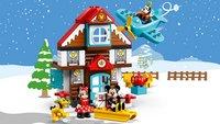 LEGO DUPLO 10889 La maison de vacances de Mickey-Image 1