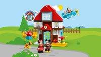 LEGO DUPLO 10889 La maison de vacances de Mickey-Image 2
