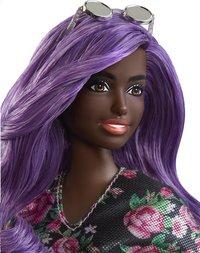Barbie poupée mannequin  Fashionistas Curvy 125 - Pink Roses-Détail de l'article