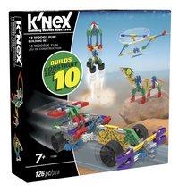 K'nex 10 Model Fun