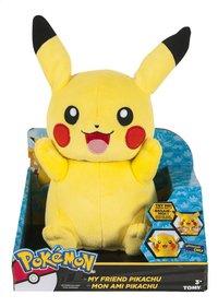 Peluche Pokémon Mon ami Pikachu 30 cm