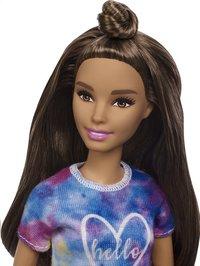 Barbie poupée mannequin  Fashionistas Petite 112 - Tie Dye Dreamer-Détail de l'article
