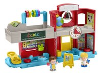 Fisher-Price Little People L'école-commercieel beeld