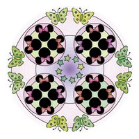 Ravensburger Mandala-Designer Mickey Mouse Clubhouse 2 in 1-Artikeldetail
