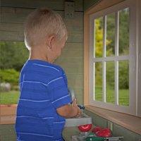 Backyard Discovery houten speelhuisje Victorian Inn-Afbeelding 4
