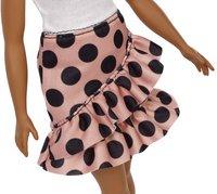 Barbie mannequinpop Fashionistas Curvy 111 - Polka Dot-Artikeldetail