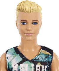 Barbie poupée mannequin  Ken Fashionistas Original 116 - Game Sunday-Détail de l'article