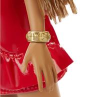 Barbie poupée mannequin  Fashionistas Tall 123 - Rock and Red-Détail de l'article