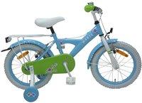 Vélo pour enfants Unisexe 16'' bleu/vert