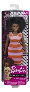 Barbie mannequinpop Fashionistas Curvy 105 - Bold Stripes-Vooraanzicht