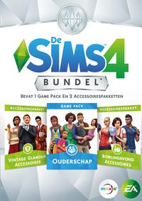 PC Sims Bundelpack 4 ANG