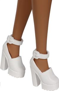 Barbie poupée mannequin  Fashionistas Petite 112 - Tie Dye Dreamer-Base