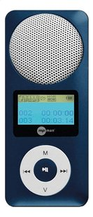 mpman lecteur MP3 Fiesta 2 2 Go bleu