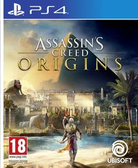 PS4 Assassin's Creed Orgins ENG/FR