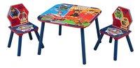 Tafel met 2 stoelen voor kinderen PAW Patrol-Rechterzijde
