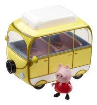 Set de jeu Peppa Pig camping-car avec 1 figurine
