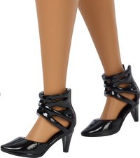 Barbie mannequinpop Fashionistas Curvy 111 - Polka Dot-Onderkant
