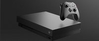 Microsoft console XBOX One X zwart-Afbeelding 1