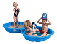 Paradiso bac à sable coquillage bleu-Image 1