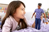 Barbie poupée mannequin  Ken Fashionistas Broad 114 - Preppy flower-Image 2