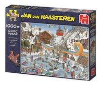 Jumbo puzzel Jan Van Haasteren De Winterspelen-Rechterzijde