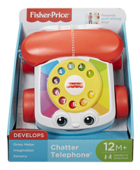 Fisher-Price Chatter Telephone-Avant