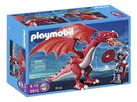 Playmobil Knights 5912 Dragon rouge