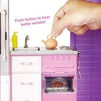 Barbie poppenhuis Droomhuis - H 120 cm-Bovenaanzicht