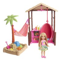 Barbie Chelsea Tiki hut-Détail de l'article