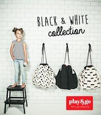 Play&Go couverture de jeu/sac de rangement Moustache-Image 4