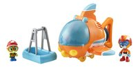 Playskool Top Wing Swift's Flash Wing Rescue-Avant