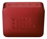 JBL bluetooth luidspreker GO 2 rood-Achteraanzicht