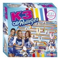 K3 Op rolletjes-Vooraanzicht